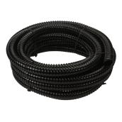 "Tubing for Artificial Pond - Plastic - 1"" x 20' - Black"