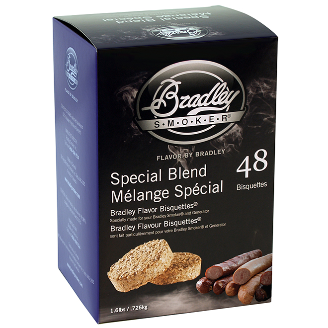 Smoker Bisquettes - Special Blend - 48-Pack