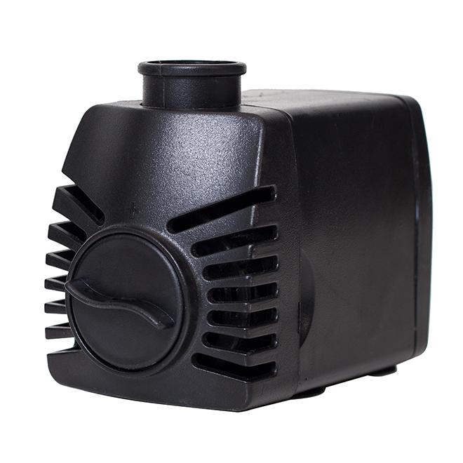 """Fountain Pump - 7' Height - Tubing 1/2"""" or 3/4"""" - 500 GPH"""