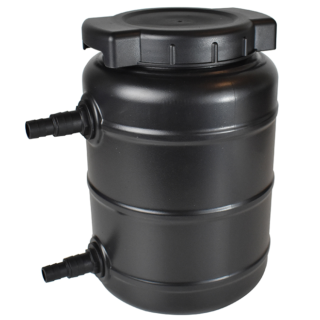 SMARTPOND(R) Pressurized Filter - 850 Gallons - Black