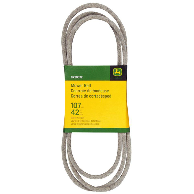 """Riding Lawn Mower Replacement Drive Belt - 42"""""""