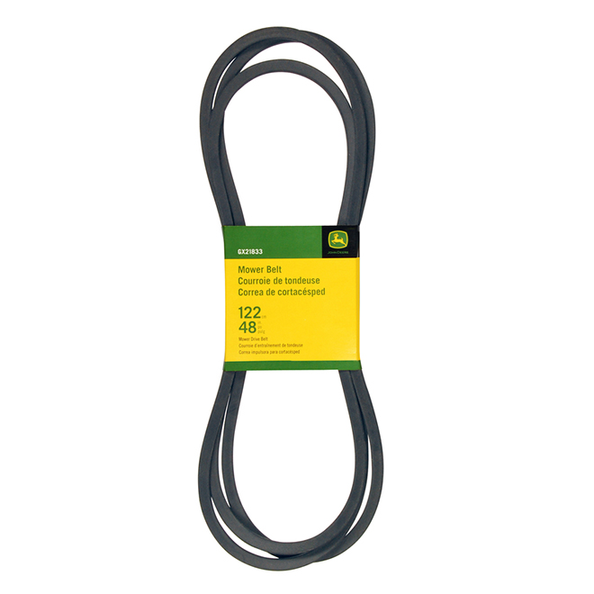 """Riding Lawn Mower Replacement Belt - 48"""""""