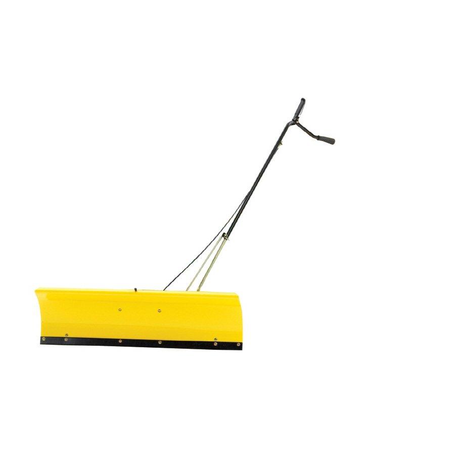 """Tractor Front Blade - John Deere D100 Series - 46"""" - Yellow"""