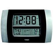 Wireless Digital Clock with Thermometer