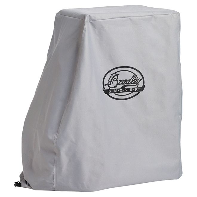 Protective Cover for Bradley Smoker - Polyester - Grey