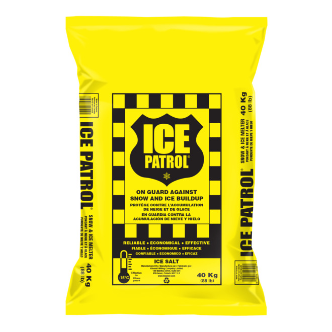 Ice Patrol Ice Melter - 40 kg