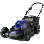 3-in-1 Cordless Push Lawn Mower - 80 V - 21