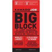 Kamado Joe Lump Charcoals - XL Pieces - 20 lb