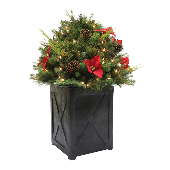 Holiday Living Christmas Tree.Artificial Christmas Tree Douglas Fir 3
