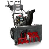 "Dual Stage Snowblower - Steel - 27"" - 250 cc - Noble Grey"