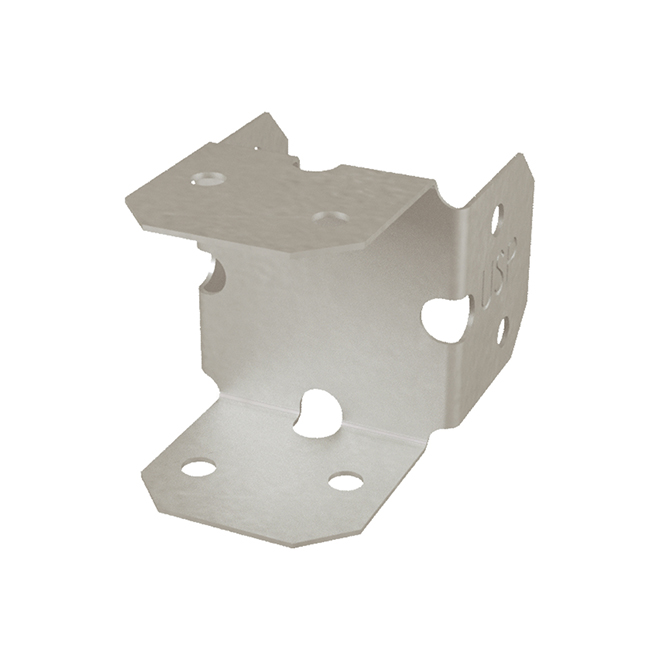 Angle Bracket - 20-Gauge Steel - 90 Degrees