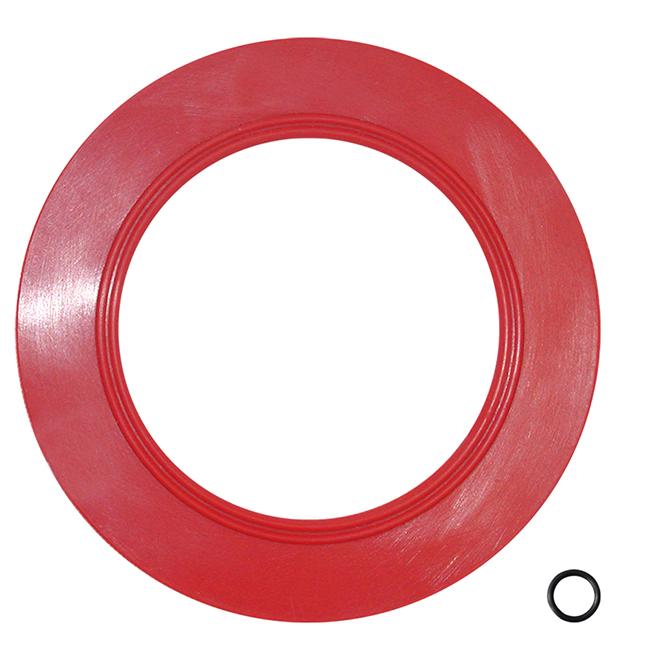 Flush Valve Seal - Red