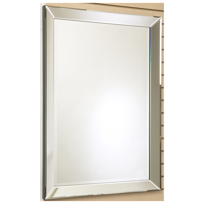 Royal Framed Rectangle Wall Mirror - 30-in x 40-in