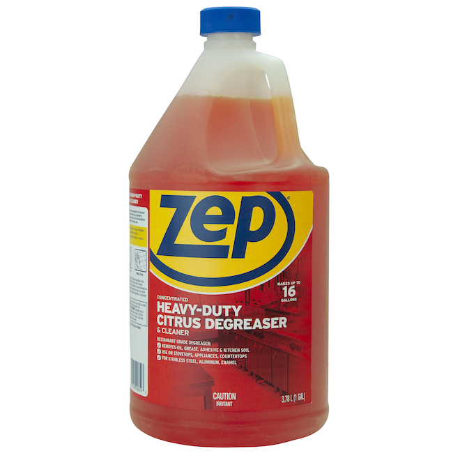 Zep Powerful Citrus Degreaser - 3.78-L