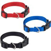 Adjustable Dog Collar - Small - Assorted