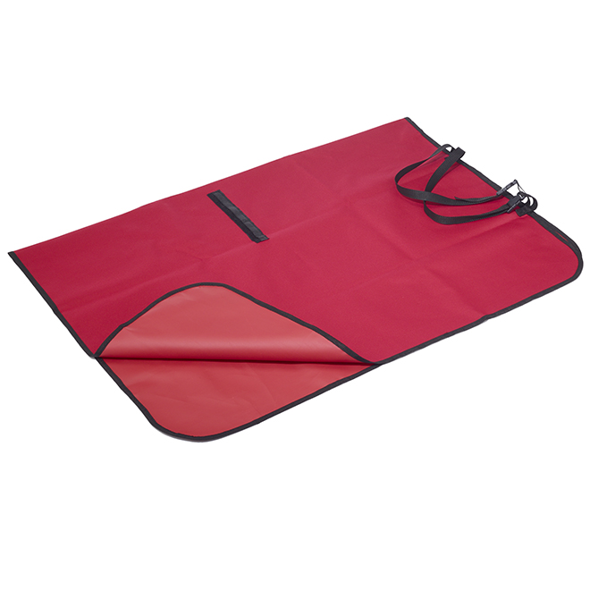 Pet Car Seat Cover - Red