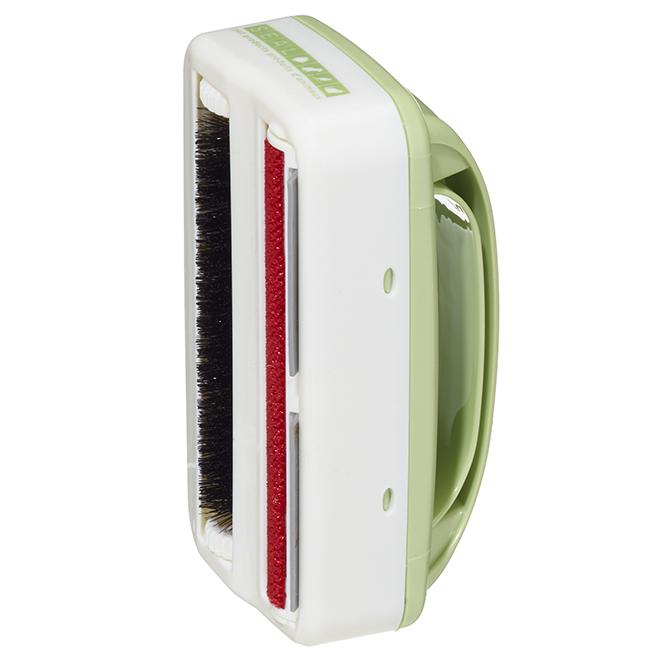 Pet Hair Fabric Sweeper - Green
