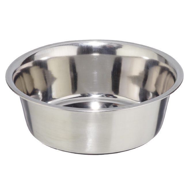 Dog Bowl - Small - Stainless Steel