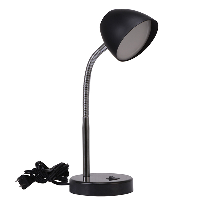 LED Desk Lamp - 3.5 W - Black