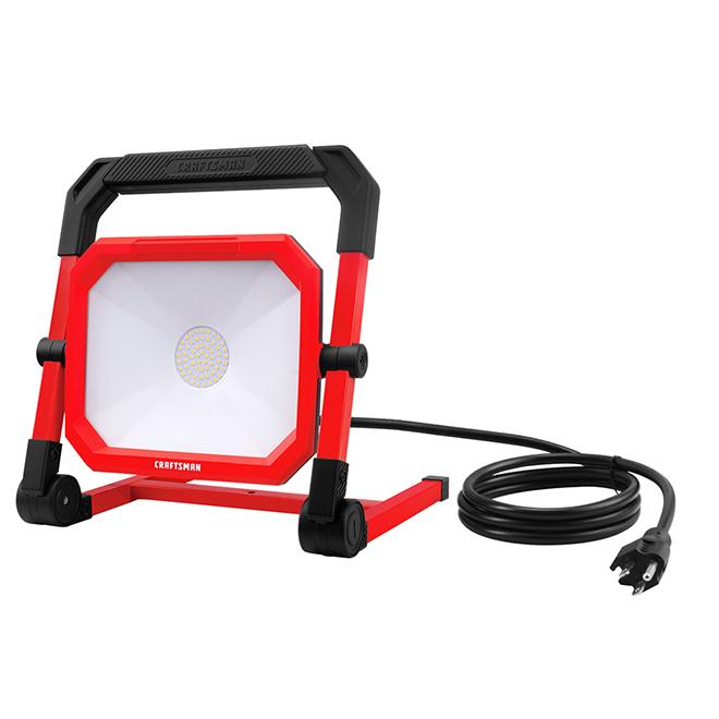 Craftsman Work Light - 120 V - 4500 Lumens