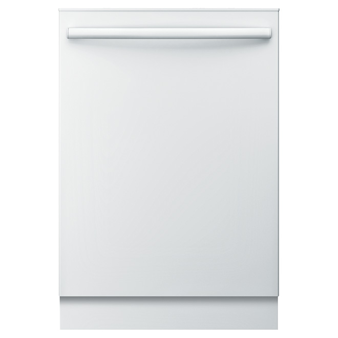 """Slide-in Dishwasher with Bar Handle - 24"""" - White"""