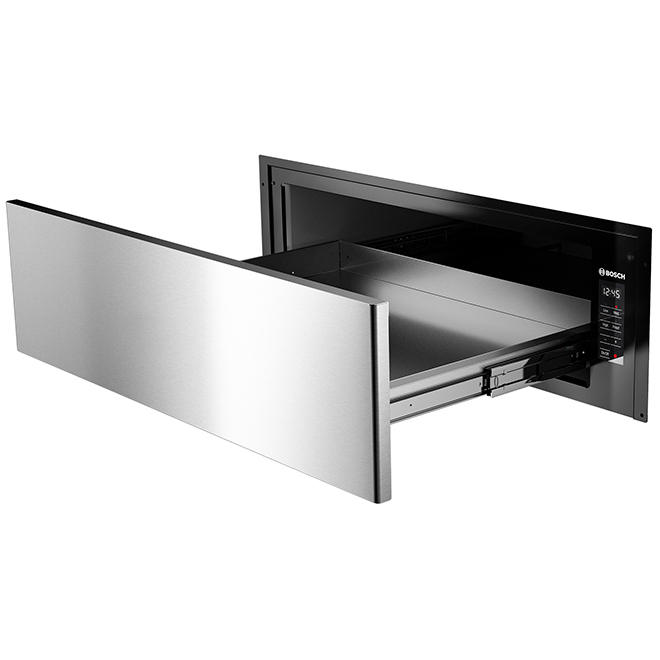 "Warming Drawer - 30"" - 450 W - 2.2 cu. ft. - Stainless Steel"