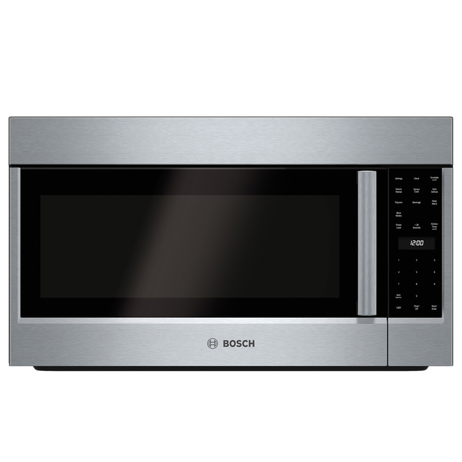 "Over-the-Range Microwave Oven - 30""- 2.1 cu. ft.- Stainless"