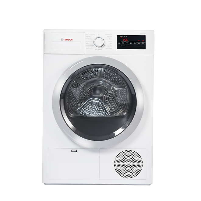 """Compact Condensation Dryer - 500 Series - 24"""" - White"""