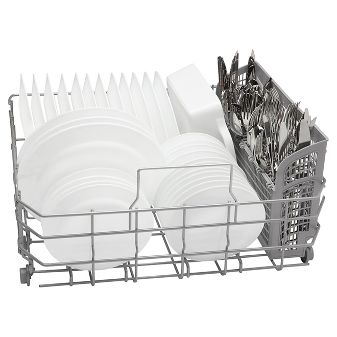 "Built-In Dishwasher with Recessed Handle  - 24"" - Stainless"