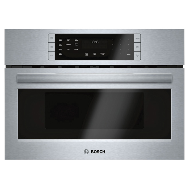 "Bosch 800 Series Microwave Oven - 27"" - Stainless Steel"
