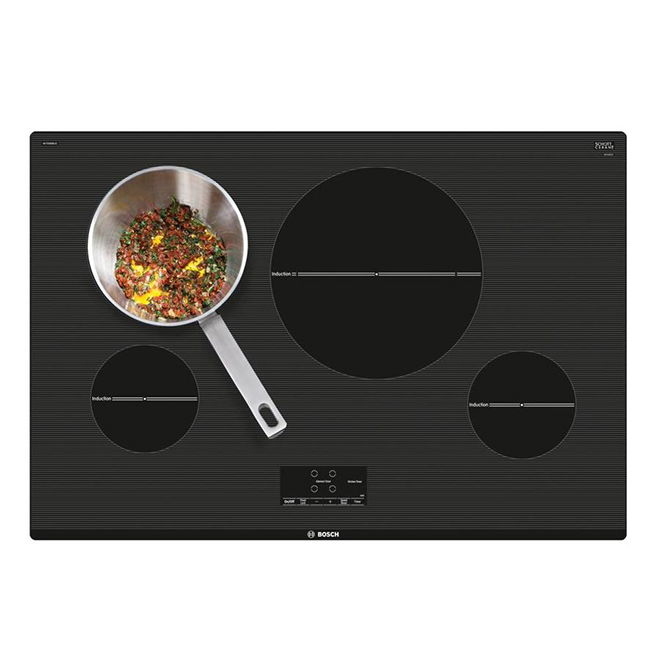 "Induction Cooktop - 500 Series - 30"" - Black"