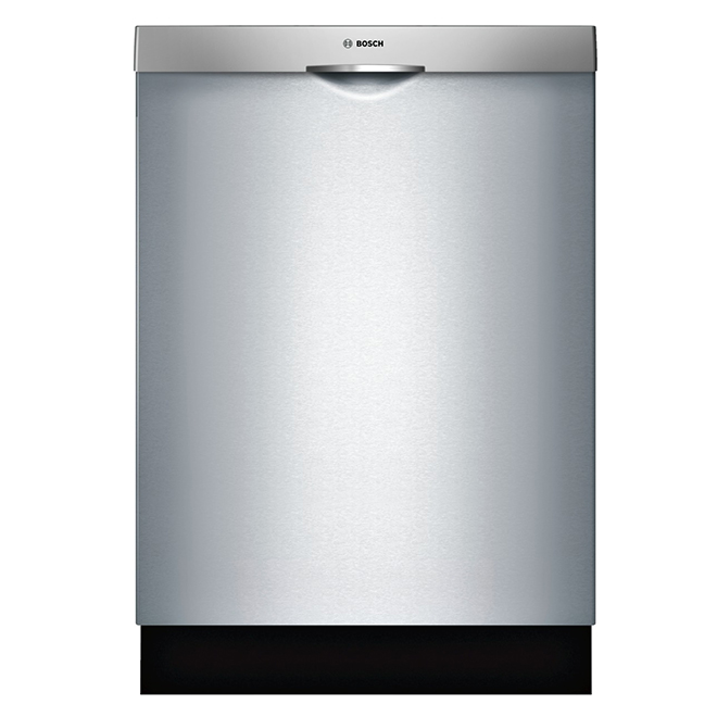 """Built-In Dishwasher with Scoop Handle - 24"""" -Stainless Steel"""