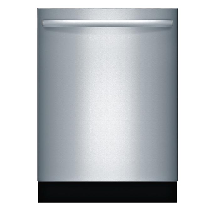 Lave-vaisselle encastré avec voyant InfoLight(MD), séries 800, acier inoxydable