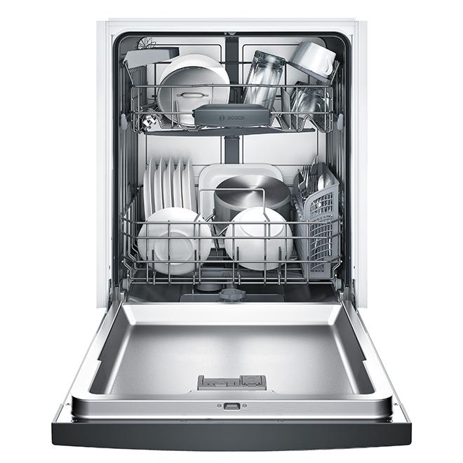 "Dishwasher with EcoSense(TM) - 100 Series - 24"" - Black"
