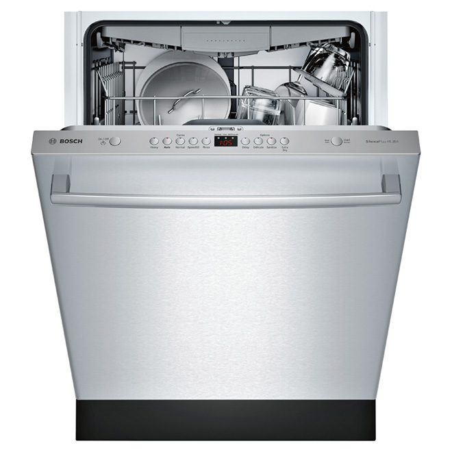 "24"" Dishwasher with RackMatic(R) - 100 Series - Stainless Steel"