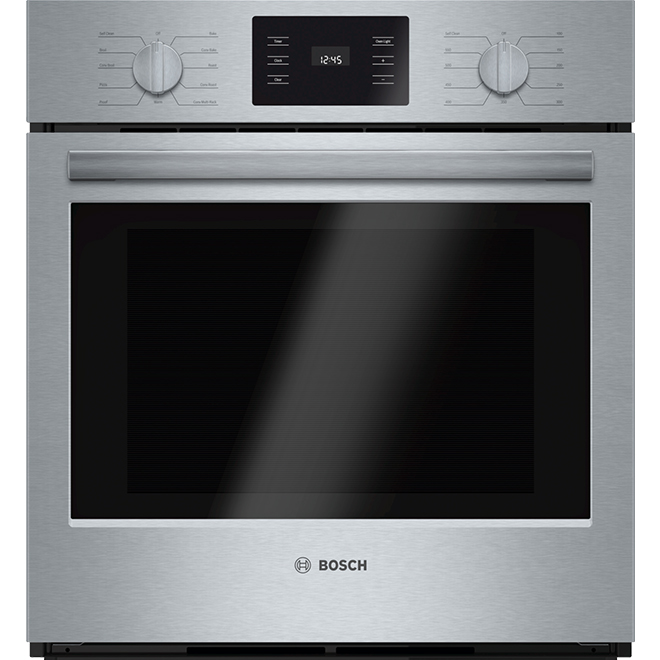 """27"""" Electric Convection Wall Oven - 3.9 cu. ft. - SS"""