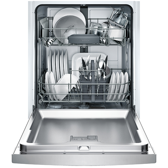 """Built-In Dishwasher - 300 Series - 24"""" - Stainless Steel"""
