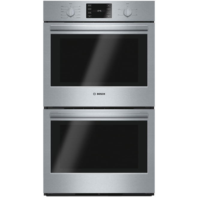 "Built-in Double Wall Convection Oven - 30"" - Stainless Steel"