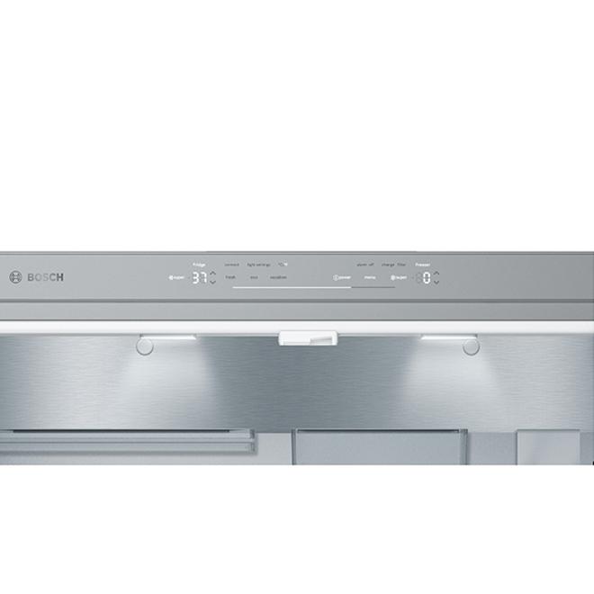Réfrigérateur avec système FarmFresh(MC), 21 pi³, inox