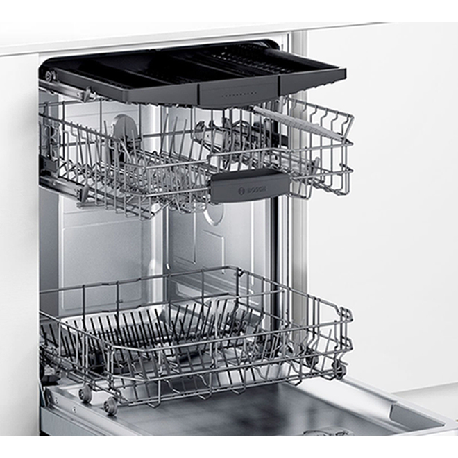 "Built-In Bosch Dishwasher - 4 Cycles - 24"" - White"