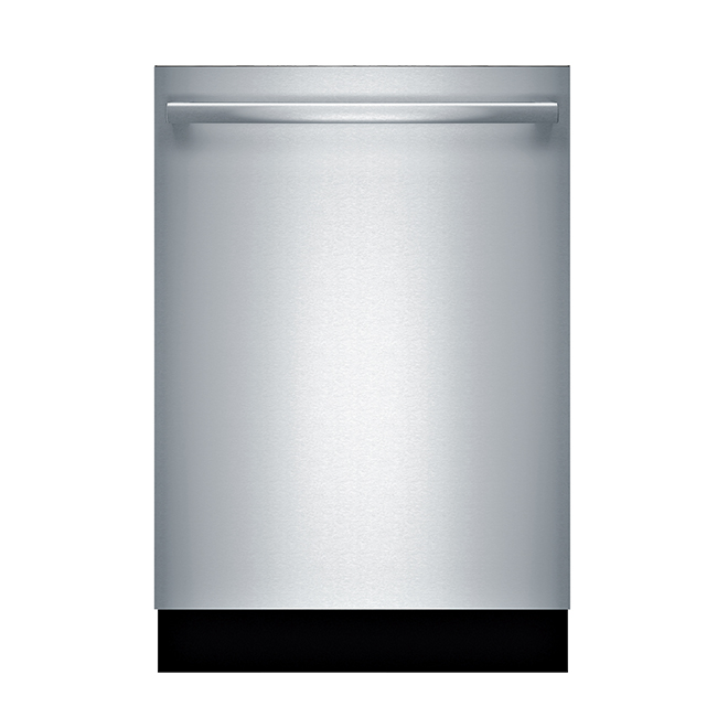"Built-In Bosch Dishwasher - 24"" - Stainless Steel"