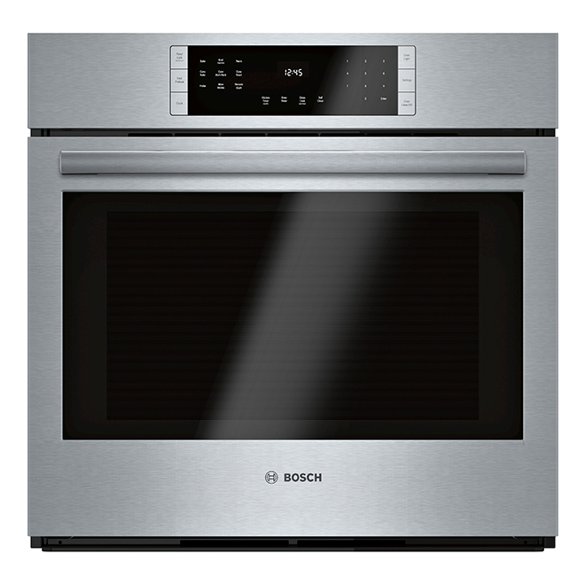 """Bosch Convection Wall Oven - 800 Series - 30"""" - Stainless"""