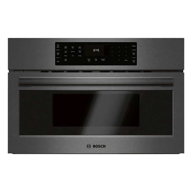 """Built-in Speed Oven - 30"""" - 1.6 cu. ft. - Black Stainless"""
