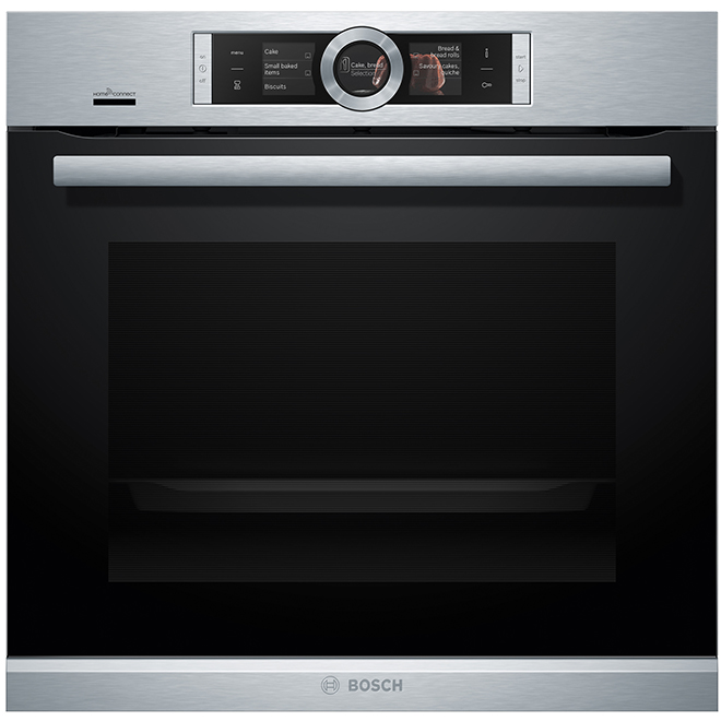 Bosch - Wall Oven - Series 500 - 2.8 Cft - 24'' - Wifi - SS