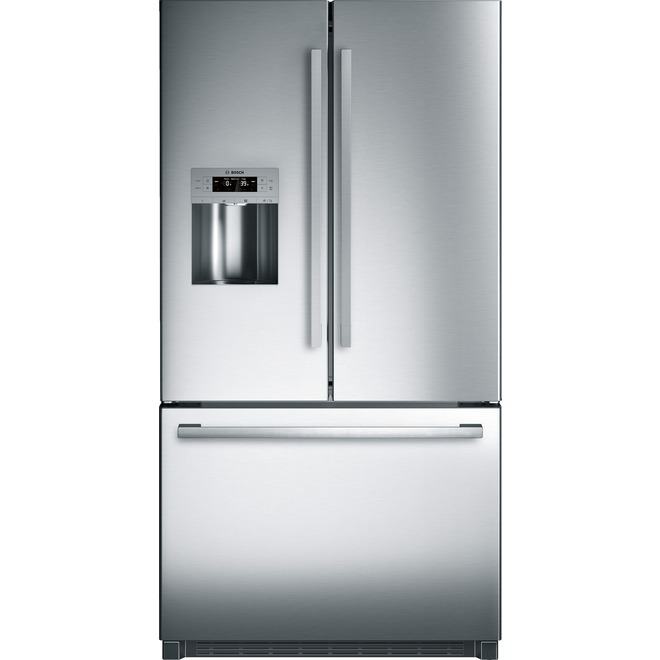 "French Door Refrigerator with VitaFresh - 36"" - Stainless"