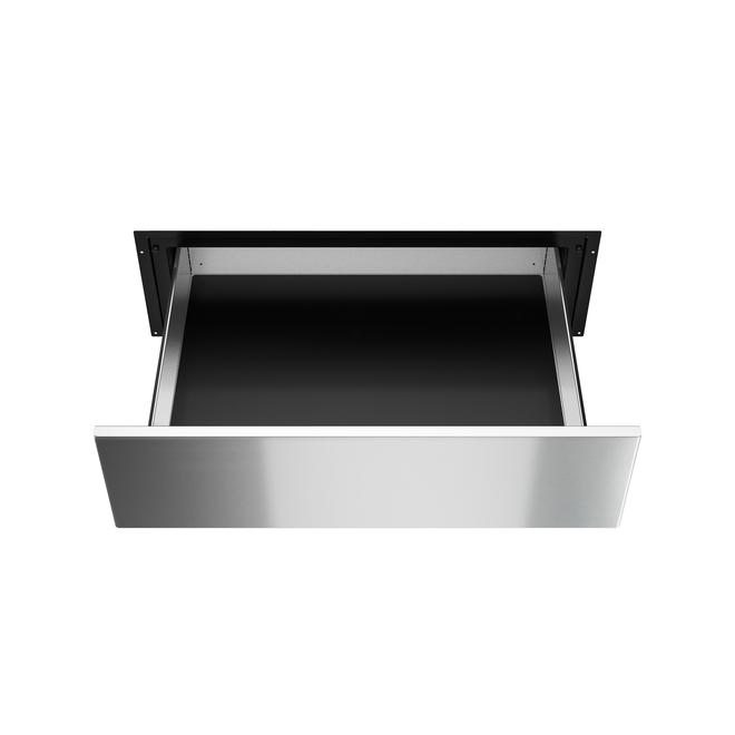 """Tiroir de rangement Bosch, Série 500, 30"""", 2,4 pi³, inox"""