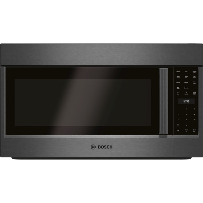 "Over-the-Range Microwave Oven - 800 Series - 30"" - Black SS"