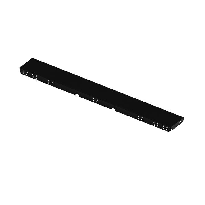 Bosch Side Panel Extension Kit for Pro Style Range - Black Stainless Steel