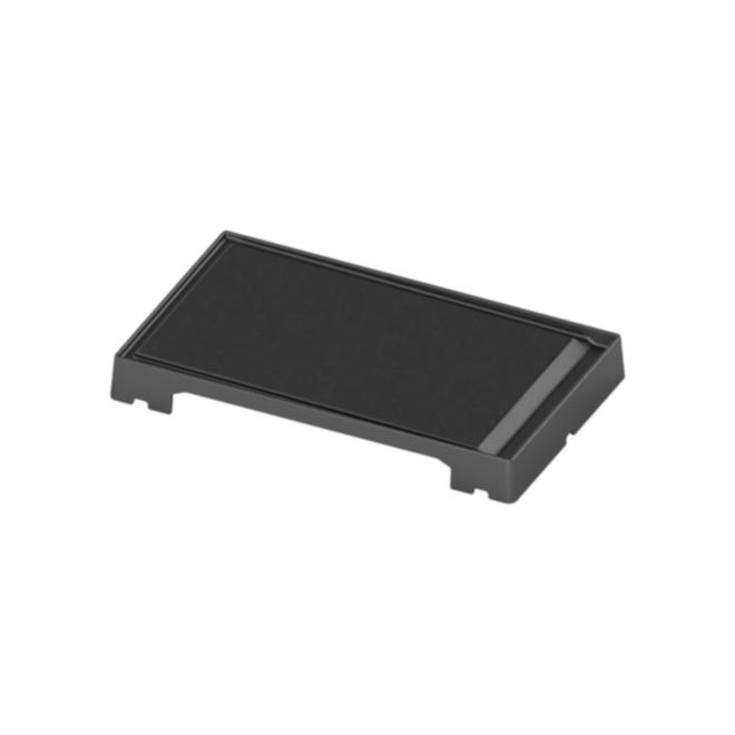 Bosch Griddle Plate For 30-in and 36-in Range - Black