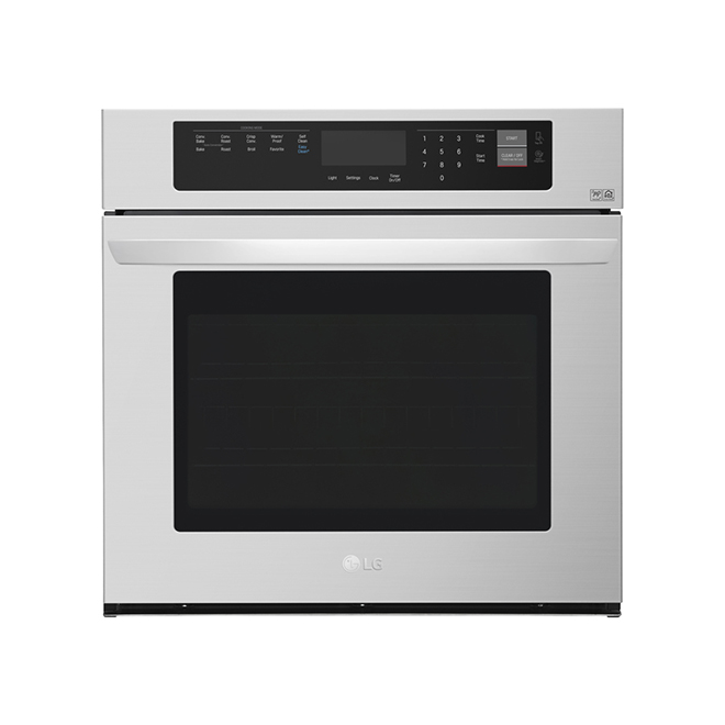 "Electric Wall Oven with EasyClean(R) - 30""- Stainless Steel"